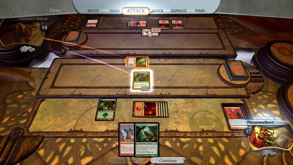 Magic the gathering duels of the planeswalkers le mad for Magic renov tout pret